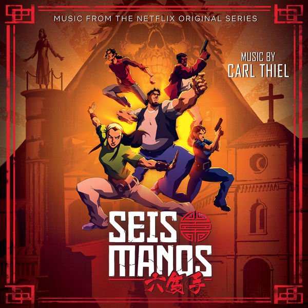 Carl Thiel - Seis Manos (Music from the Original Series)