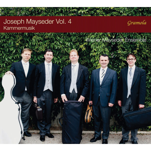 Wiener Mayseder Ensemble - Mayseder: Kammermusik, Vol. 4