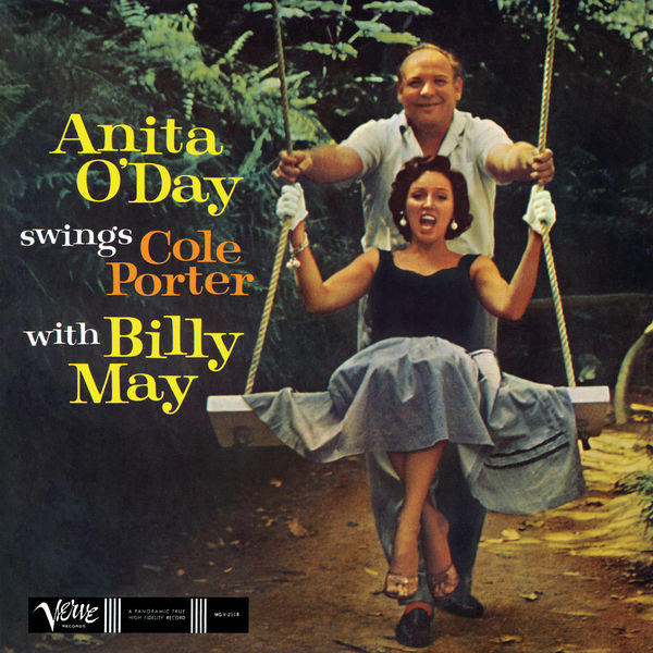 Anita O'Day - Anita O'Day Swings Cole Porter With Billy May