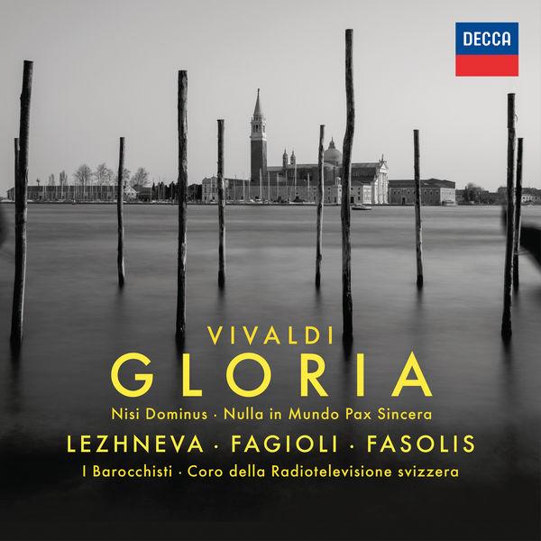 Julia Lezhneva - Vivaldi: Gloria; Nisi Dominus; Nulla in mundo pax