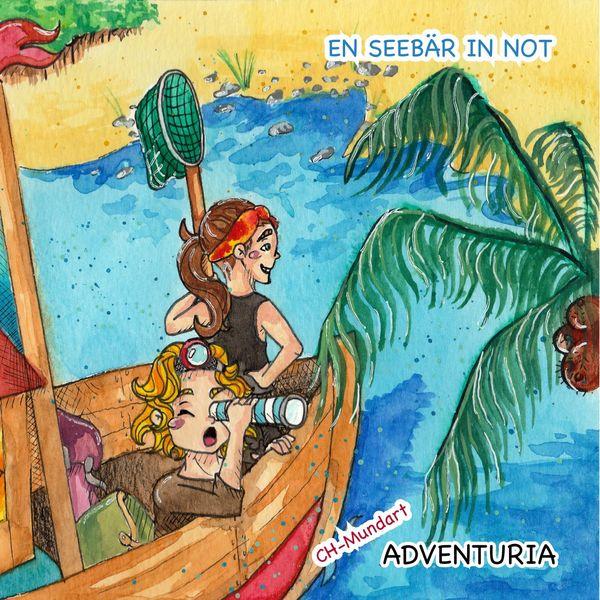 Adventuria - En Seebär in Not
