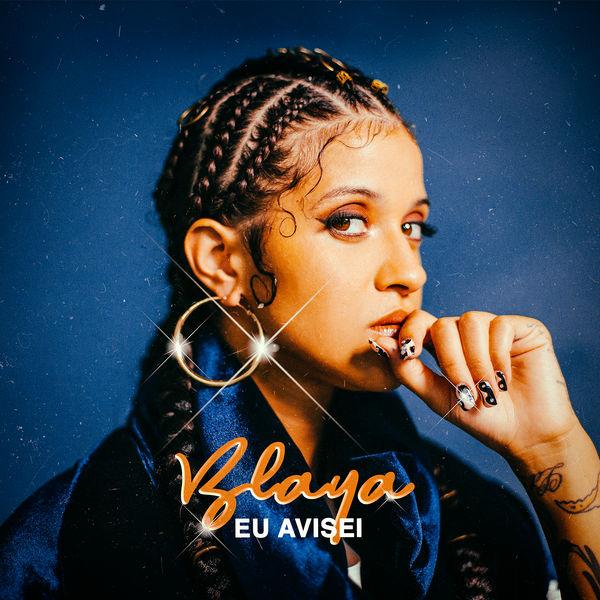 Blaya - Eu Avisei - EP