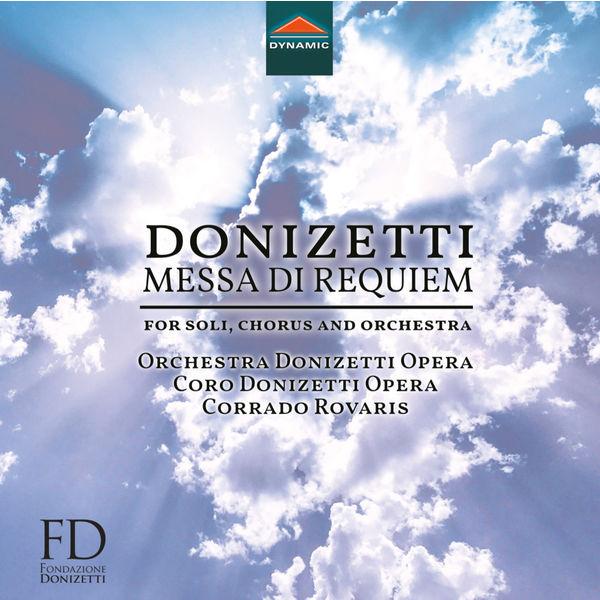 Corrado Rovaris - Donizetti : Messa da Requiem