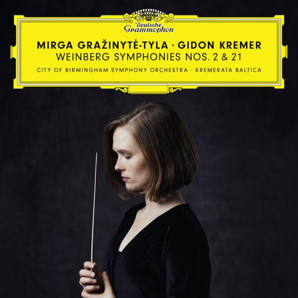 """Mirga Gražinytė-Tyla - Weinberg: Symphony No. 21, Op. 152 """"Kaddish"""": 4. Presto"""