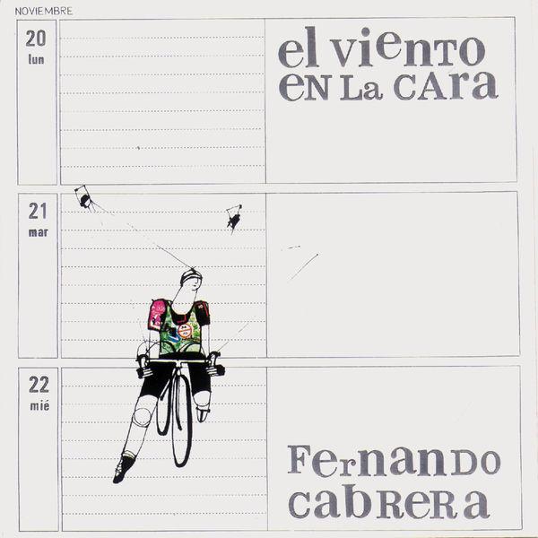 Fernando Cabrera - El Viento en la Cara