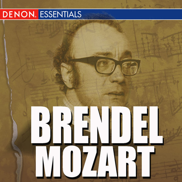 Alfred Brendel - Brendel - Mozart - Concerto For Two Pianos And Orchestra - Sonata For Two Pianos