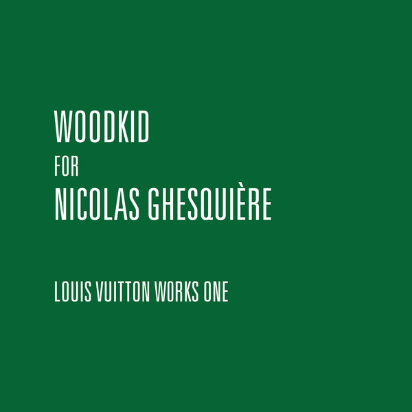 Woodkid - Woodkid For Nicolas Ghesquière - Louis Vuitton Works One