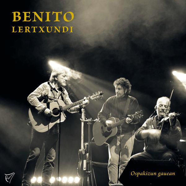 Ospakizun gauean / Benito Lertxundi | Lertxundi, Benito. Compositeur. Parolier. Chanteur