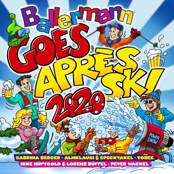 Various Artists - Ballermann Goes Après Ski 2020