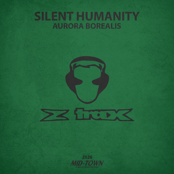 Silent Humanity - Aurora Borealis