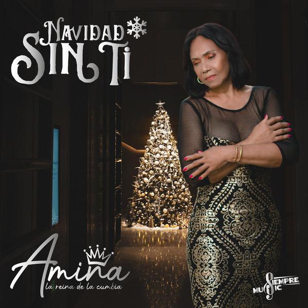 Amina La Reina de la Cumbia - Navidad Sin Ti