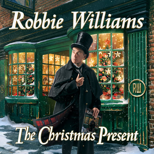 Robbie Williams The Christmas Present (Deluxe)