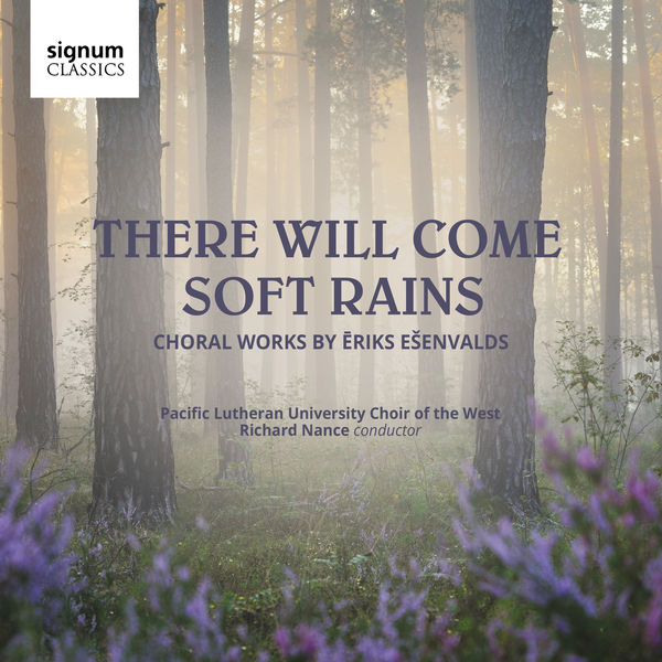 Richard Nance - There Will Come Soft Rains