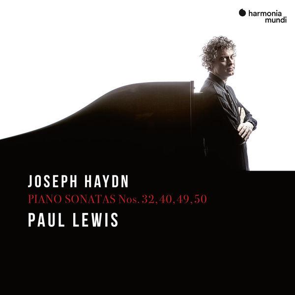 Paul Lewis - Haydn: Piano Sonatas Nos. 32, 40, 49, 50