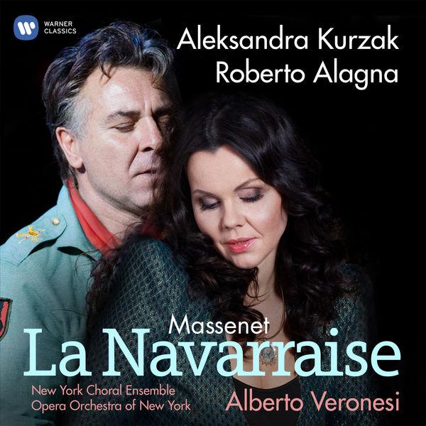 """Roberto Alagna - Massenet: La Navarraise, Act 1: """"O bien aimée"""" (Araquil)"""