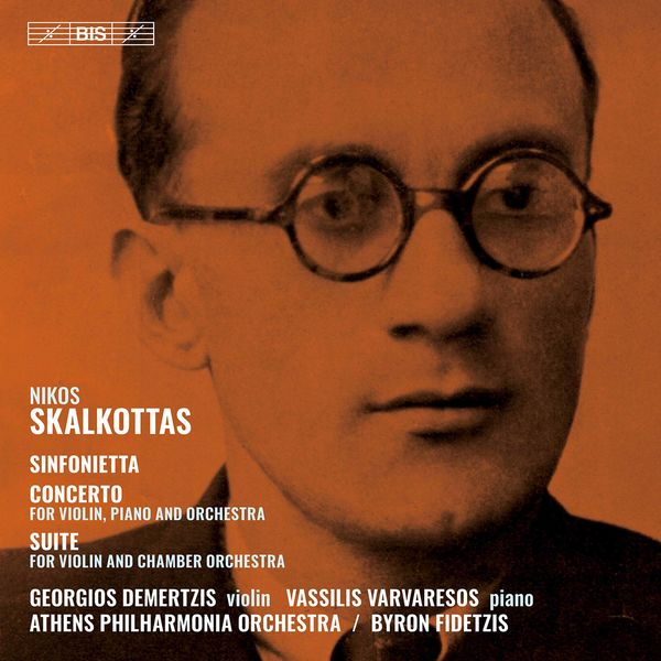 Athens Philharmonia Orchestra - Skalkottas: Orchestral Works