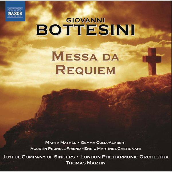 Thomas Martin - Bottesini : Messa da Requiem