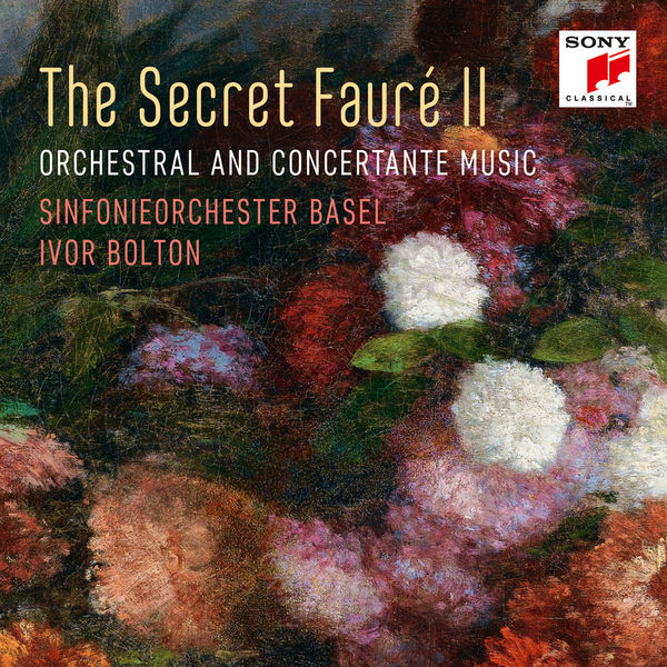 Sinfonieorchester Basel - Berceuse for Violin and Orchestra, Op. 16