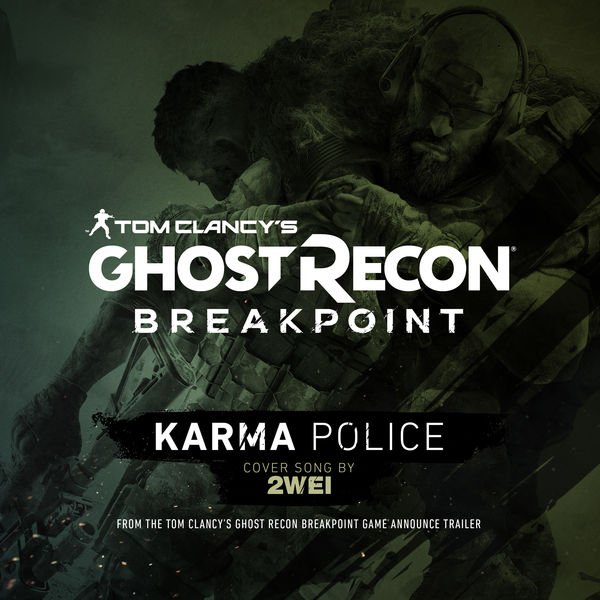2WEI - Karma Police (Tom Clancy's Ghost Recon Breakpoint Game: Announce Trailer Cover Song)