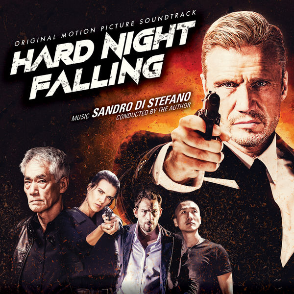 Sandro Di Stefano - Hard Night Falling (Original Motion Picture Soundtrack)