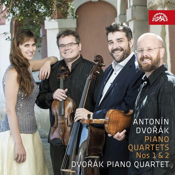 Dvořák Piano Quartet - Dvořák : Piano Quartets Nos. 1 & 2