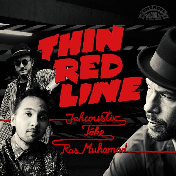 Jahcoustix - Thin Red Line