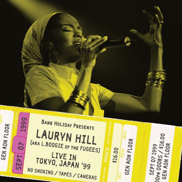 Lauryn Hill - Live in Tokyo, Japan '99