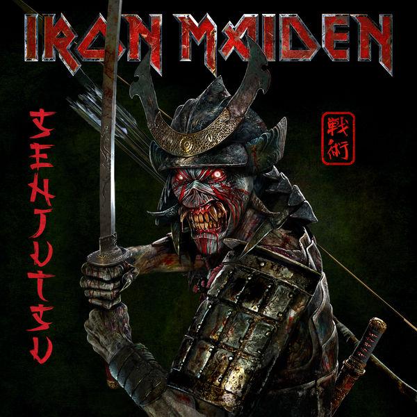 Iron Maiden|Senjutsu