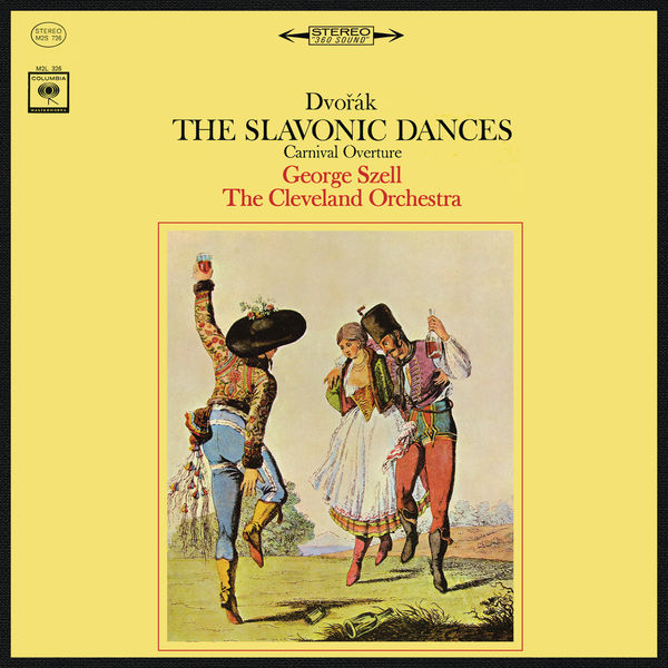 George Szell - Dvorák: The Slavonic Dances ((Remastered))