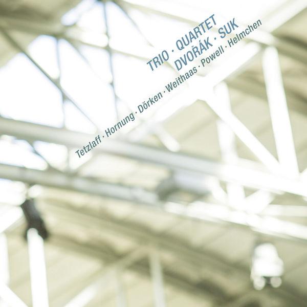 Christian Tetzlaff - Dvorak & Suk : Trio & Quartet