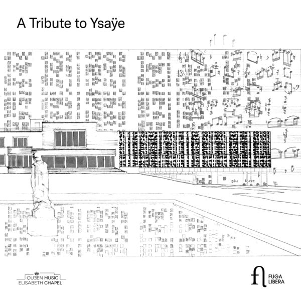 Various Artists - A Tribute to Ysaÿe