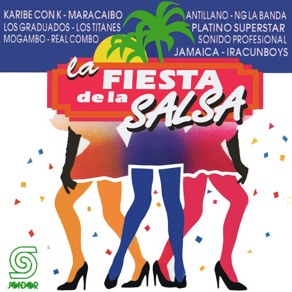 Various Artists - La Fiesta de la Salsa