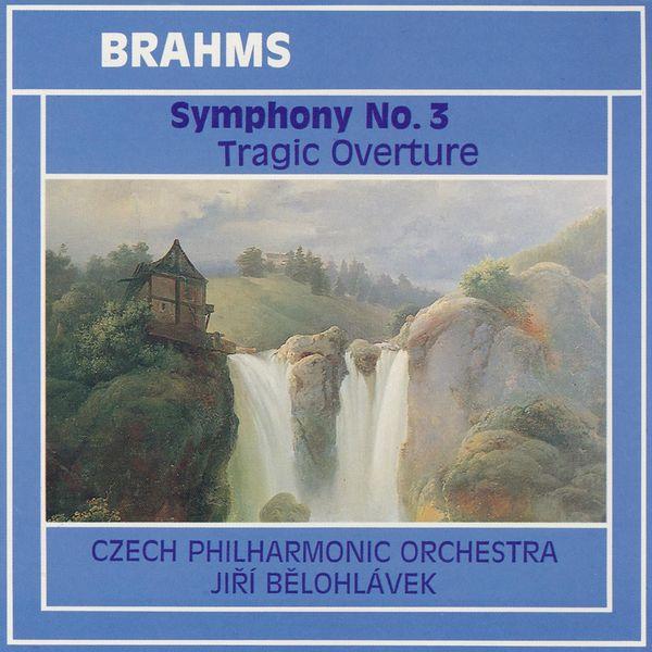 Jiří Bělohlávek, Czech Philharmonic - Brahms: Symphony No. 3, Tragic Overture