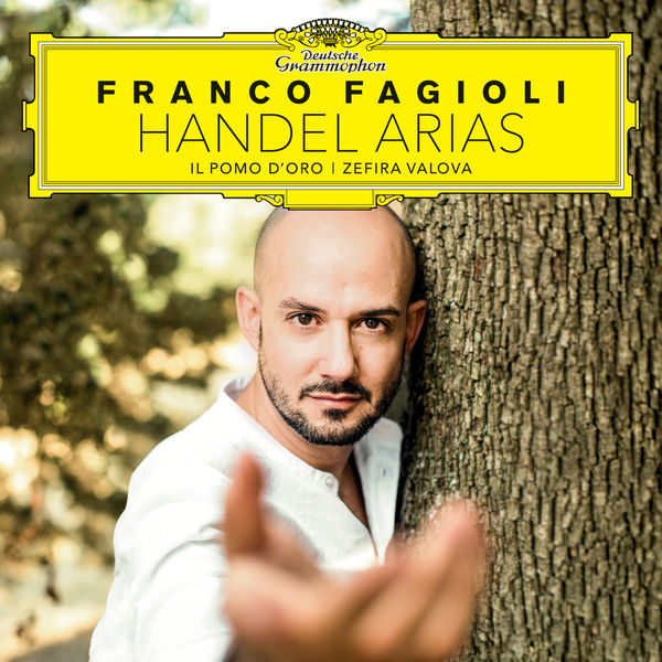 Franco Fagioli - Handel : Opera Arias