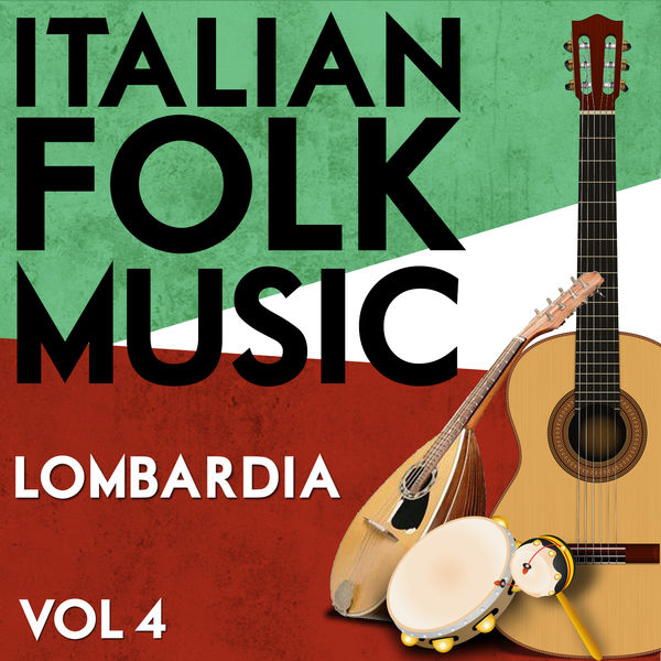 Italian folk music lombardia vol 4 sandra e le mondine for Italian house music
