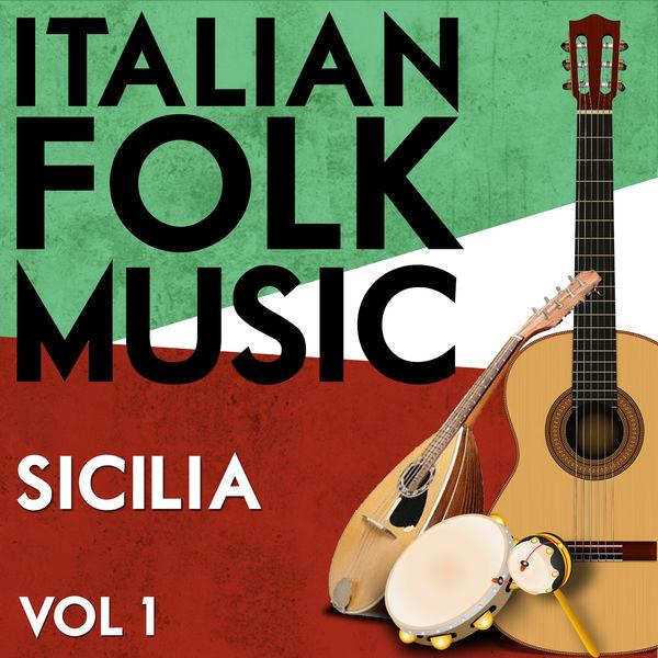 Various Artists - Italian Folk Music Sicilia Vol. 1