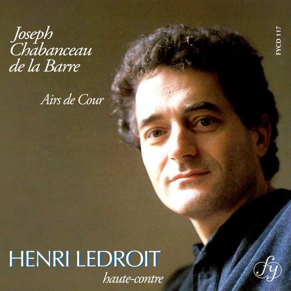 Henri Ledroit - Airs de Cour