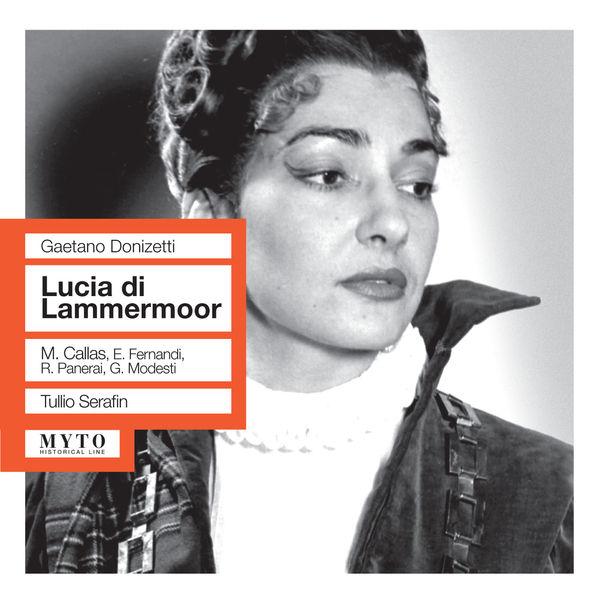 Tullio Serafin - Lucia di Lammermoor (Intégrale)