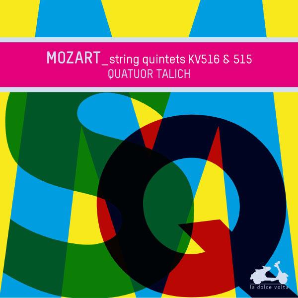 Talich Quartet - Wolfgang Amadeus Mozart : String Quintets KV516 & 515