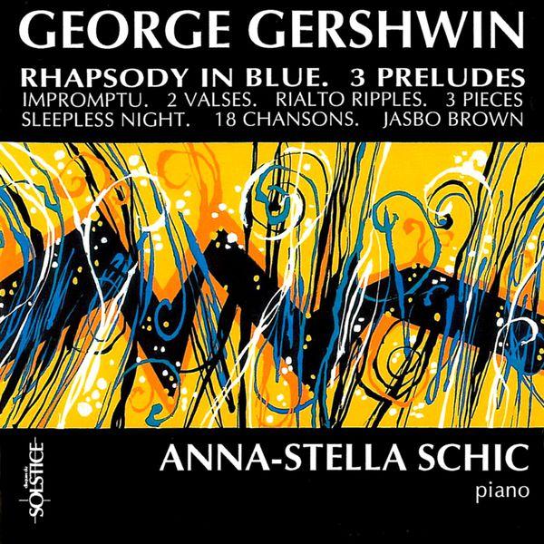 Anna-Stella Schic - Œuvres pour piano