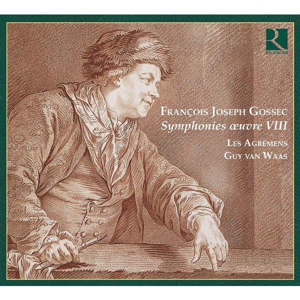 Guy Van Waas - Symphonies œuvre VIII