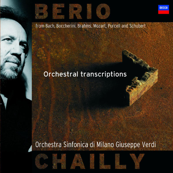 Riccardo Chailly - Luciano Berio / Trascrizioni orchestrali