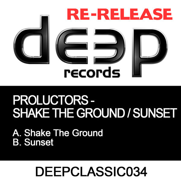 Proluctors Shake The Ground - Sunset