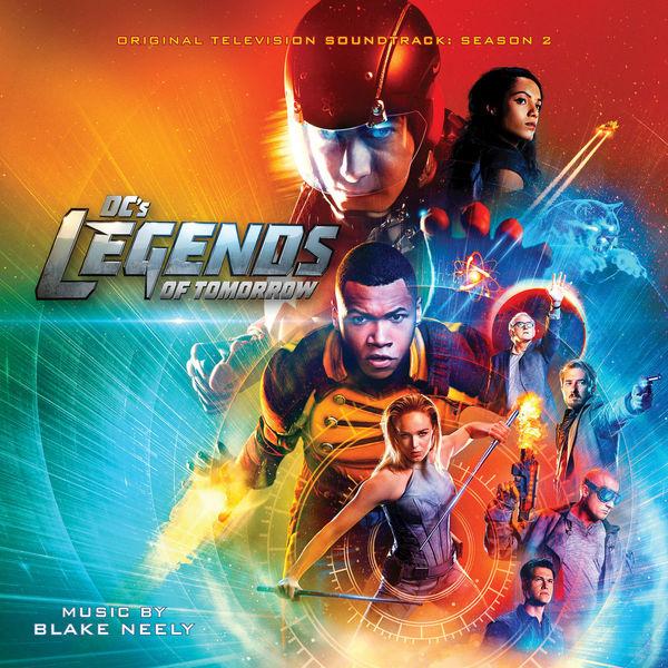 download legends of tomorrow