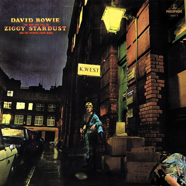 David Bowie - The Rise and Fall of Ziggy Stardust and the Spiders from Mars (2012 Remaster)