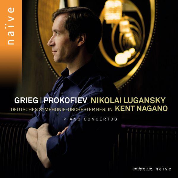 Nikolai Lugansky - Prokofiev, Grieg: Piano Concertos