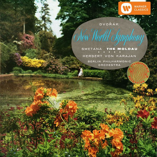Herbert von Karajan - Dvorák: Symphony No. 9 - Smetana: Die Moldau (Édition Studio Masters)