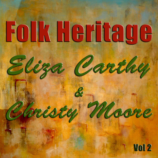 ELIZA CARTHY - Folk Heritage Vol 2