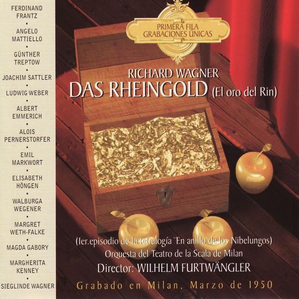 Orchestra del Teatro della Scala di Milano - Wagner: Das Rheingold (El oro del Rin)