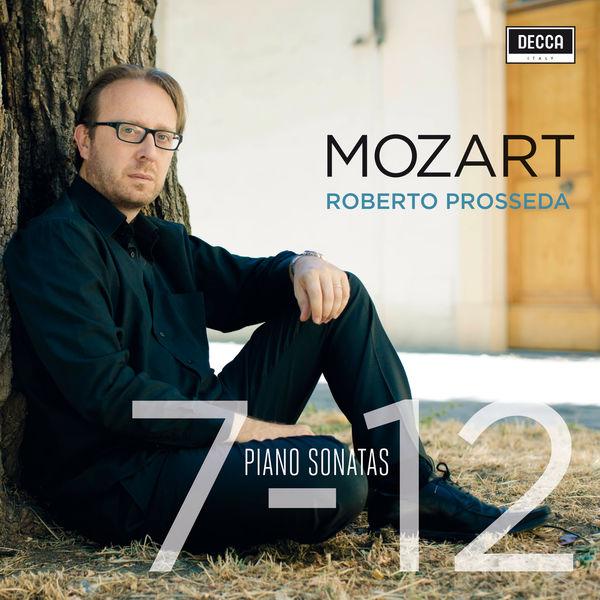 Roberto Prosseda - Mozart: Sonatas 7 - 12